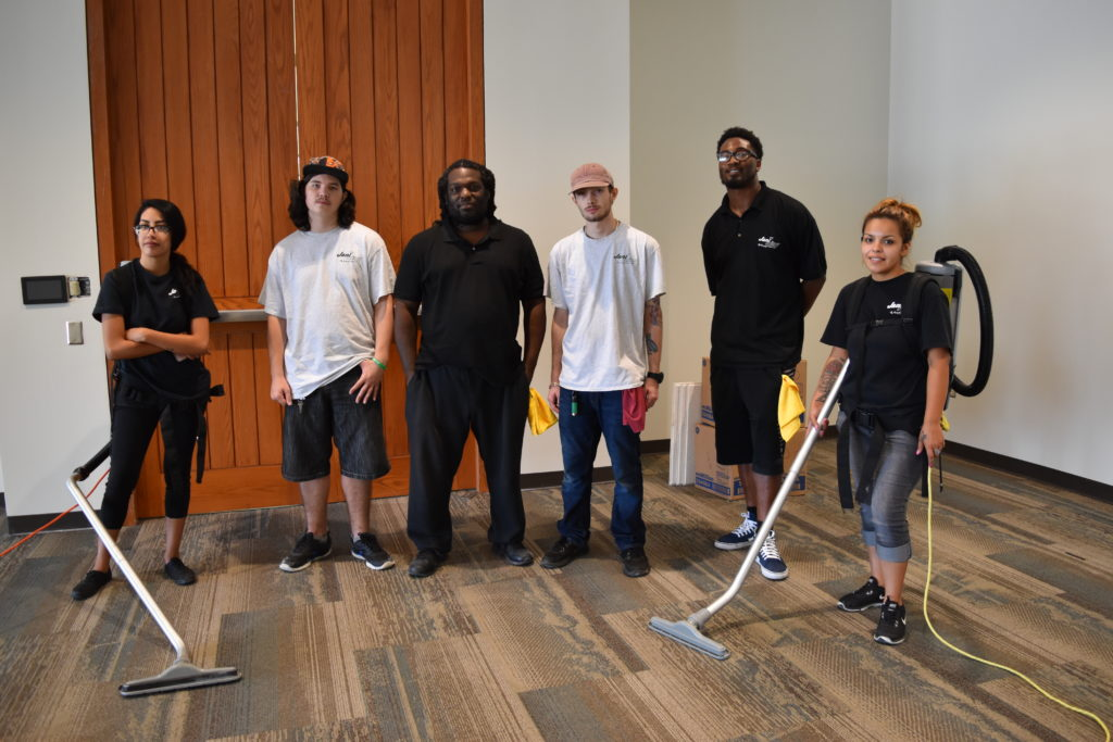 Texas Veterans Janitorial Services