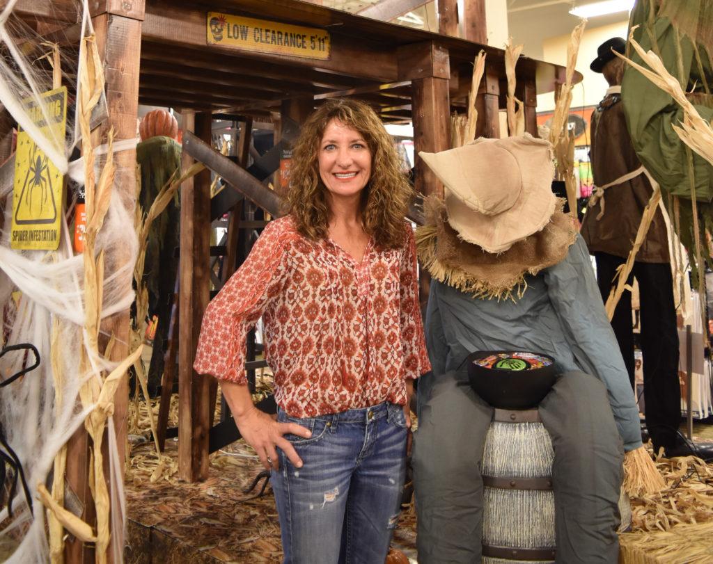 Client Spotlight: Tammy Mowles & Spirit Halloween