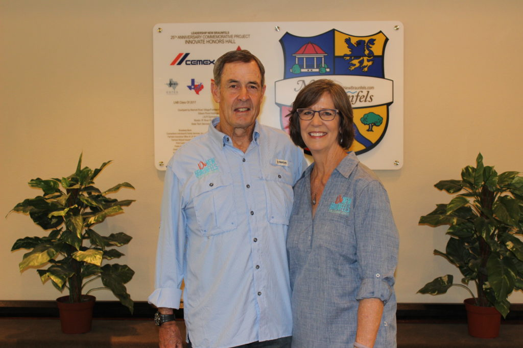 Meet Janice Kingsbury and husband Tim, owner of Do New Braunfels Tours & Concierge Services.